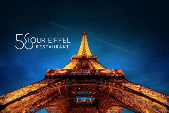 Le 58 Tour Eiffel