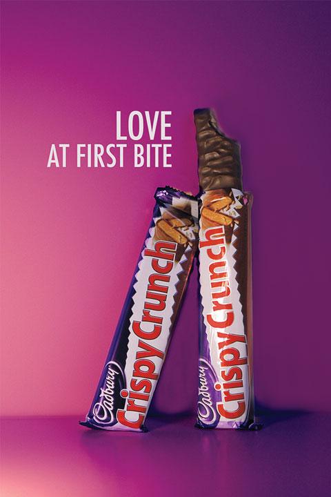 Cadbury Crispy Crunch